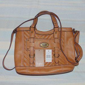 B.O.C. Crossbody / Handbag purse Vegan Leather